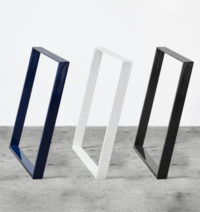 Dansk designede bordben af Crafted by MK